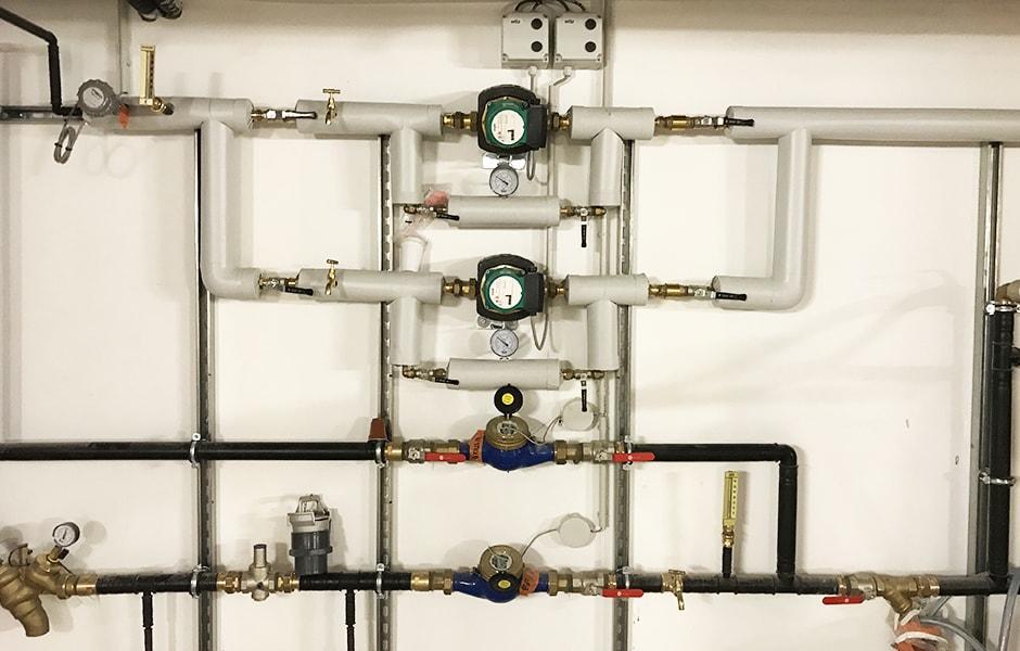 boucle eau chaude sanitaire - Aficc