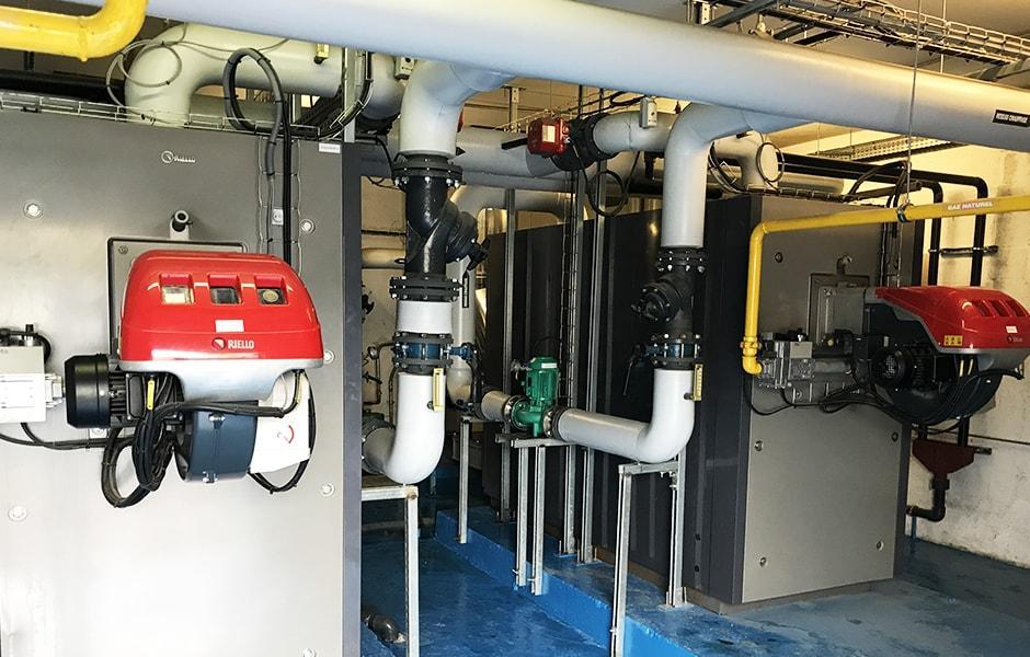 Installation énergétique - Aficc