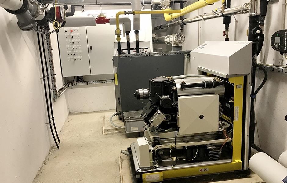 Mise au point CVC - Production de chaleur